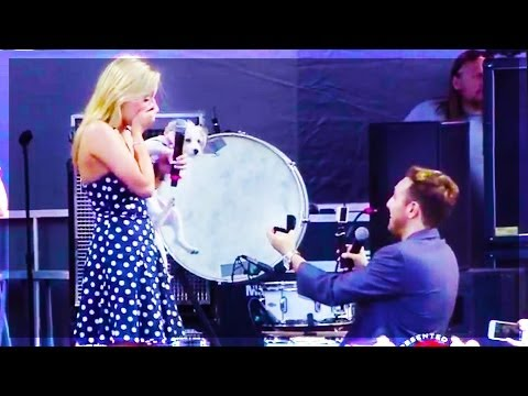 Surprise Digifest Proposal (In Front Of 12,000 People) / NATION / Episode 2