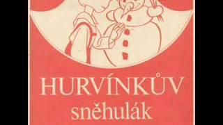 Hurvínkův sněhulák - audiokniha