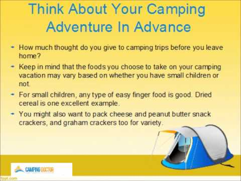 Family Camping Trip – Cheap And Fun