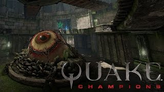 Quake Champions - Ruins of Sarnath Arena Trailer