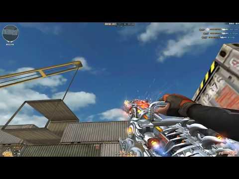 Gatling Gun Infernal Dragon (Vip) || Cross Fire China - CFQQ