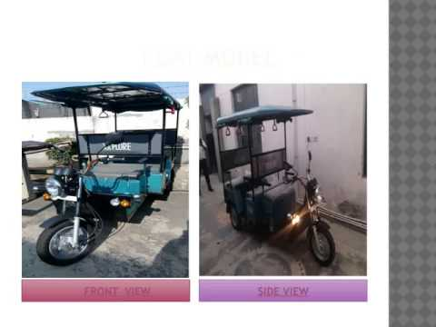 I Cat Approved E Rickshaw with good Quality @ 8510005221, 9958350582