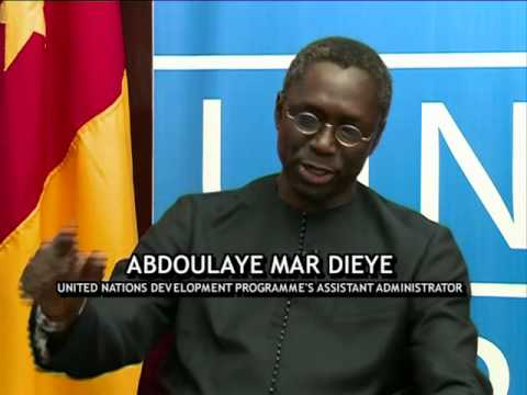 GLOBEWATCH  CRTV  WITH  UNDP ASSISTANT  ADMINISTRATOR PART1