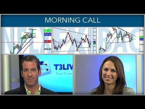Market Looks to Shake Off Push-Through Failure (Morning Call)