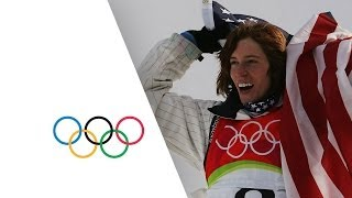 Shaun White's Half-Pipe Gold Medal Performance - Turin 2006 Winter Olympics