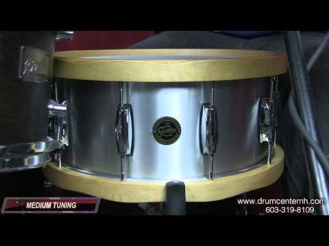 Gretsch Aluminium Snare Drum