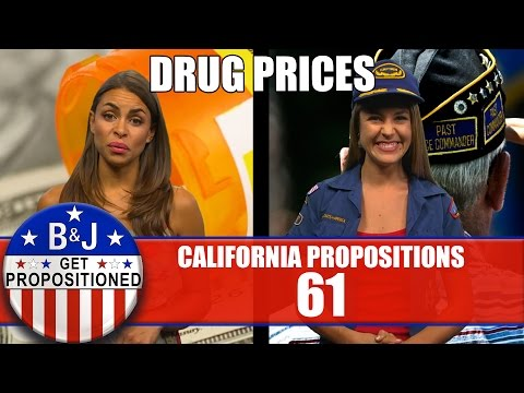 Prop 61: Drug Prices
