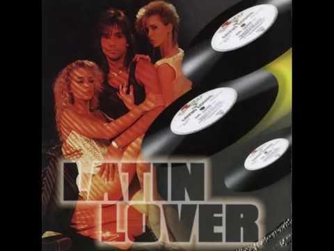 Latin Lover - Male Stripper & Laser Light