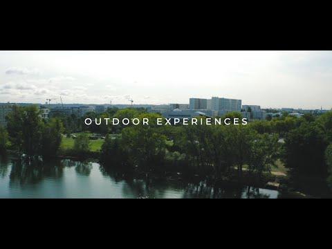 Bordeaux Métropole : Parcours Outdoor Experiences