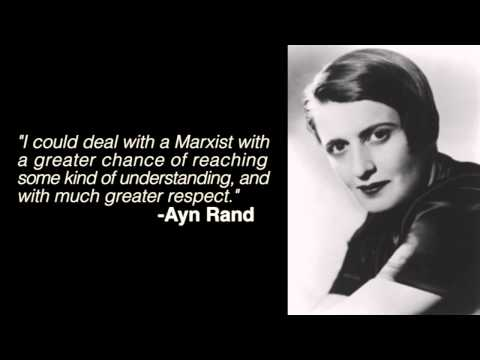 Ayn Rand on Ron Paul Libertarians