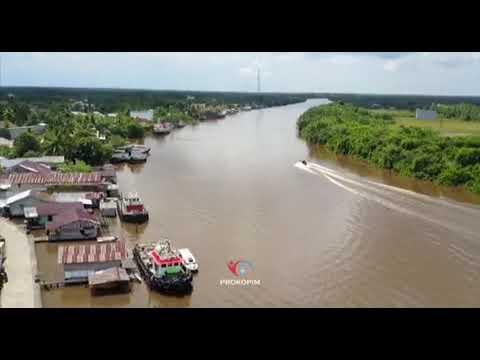 Peresmian Sub Penyalur BBM CV. Anugerah JP Desa Kubu