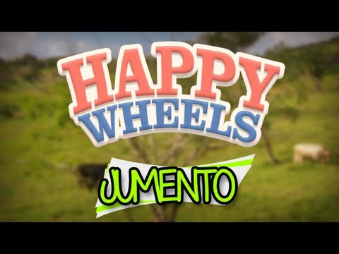 PULA BOI, PULA CAVALO - Happy Wheels