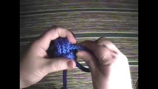 How To Tie A Monkey's Fist Knot