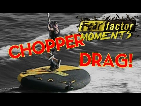 ... !Fear Factor, the competition show that won a Teen Choice Award for