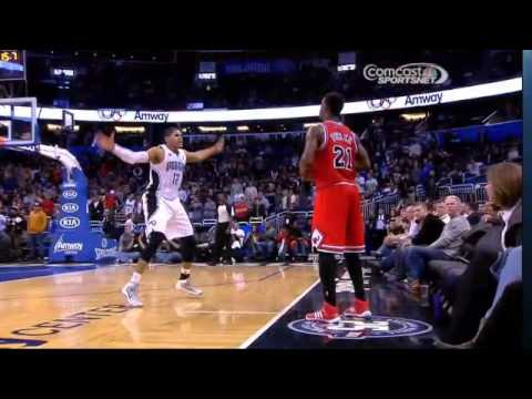 Mike Dunleavy game-tying 3 to send game to double OT vs Magic