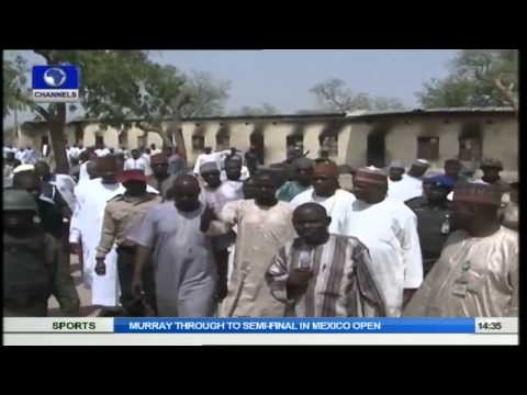 Cheering News From South-Sudan As Boko Haram Strikes In Nigeria. Pt1