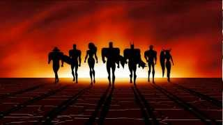 Justice League Intro (Blu-ray 1080p HD)