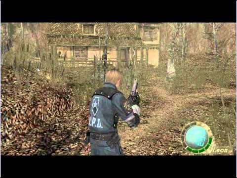 Resident Evil 4 (PC) Cheat Engine - YouTube