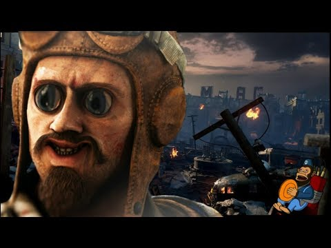 GOROD KROVI ROUND 50!!  (Call of Duty: Black Ops 3 Zombies)