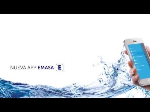 Yo Gestiono Mi Agua Nueva APP de EMASA