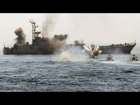 Iran Sends 2 Warships Toward The Atlantic Ocean