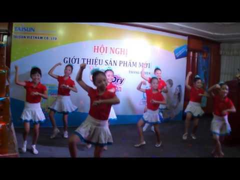 Cung cấp cho thuê nhóm nhảy thiếu nhi bài Gangnamstyle hút hồn