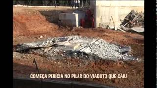 Come�a per�cia no Viaduto dos Guararapes, na Avenida Pedro I