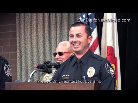 Officers Jared Slocum, Tim McFarland Speak About Shooting, El Cajon
