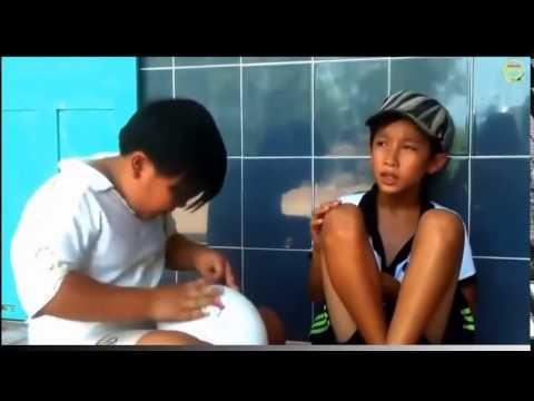 Hai Em Bé 1 Gõ Bo 1 Hát Nhạc Chế Cực Hay Và Hài