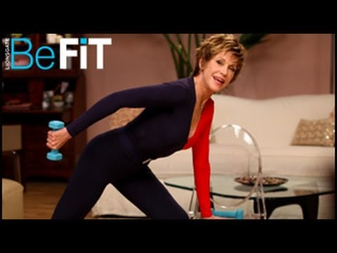 Jane Fonda: Fit & Strong Workout- Level 1