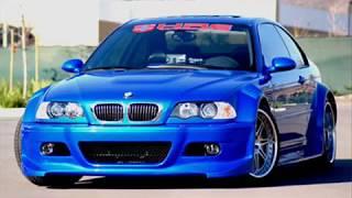 Customs BMW Car Tuning