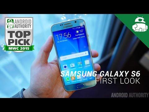 تقديم سامسونغ Galaxy S6 الجديد
