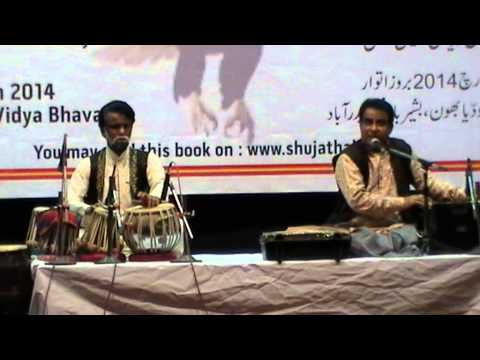 ghazals of shakeel ahmed hyderabad