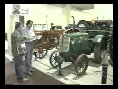 Museu de Tratores  (parte2de2 ,Globo Rural)