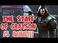 I VE FINALLY UNLOCKED THE STAFF OF GRAYSON Injustice 2