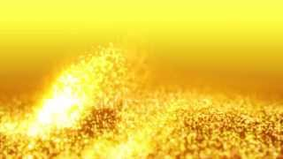 Animated Backgrounds Wallpapers Gold Dust Wind Particles HD - Footage PixelBoom