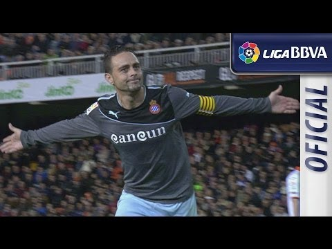 image video les buts de match Valencia CF (2-2) RCD Espanyol