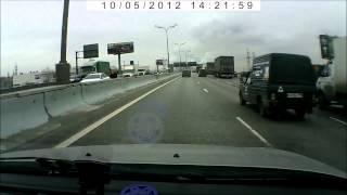 Подборка ДТП с видеорегистраторов 41 \ Car Crash compilation 41