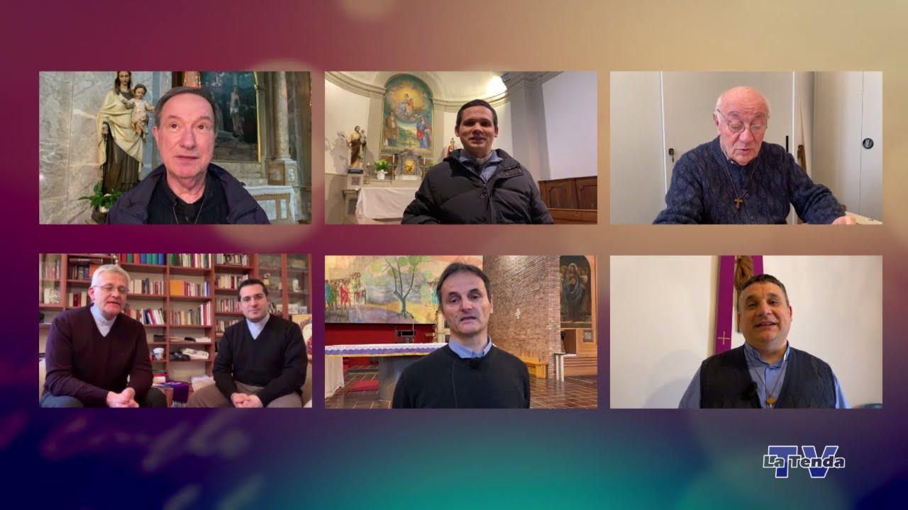 Uniti nella preghiera - I parroci di Vittorio Veneto parlano ai fedeli