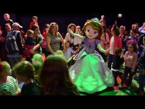 29th September 2013 - Preshow Disney Junior Live on Stage