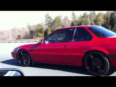 89' Turbo Prelude and 92' Nissan 240 with LS1