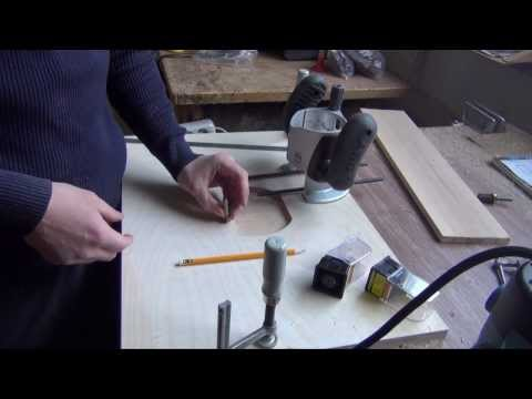 Стол для ручного фрезера по дереву своими