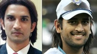 MS Dhoni Biopic - Sushant Singh's New Look OUT