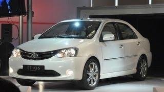 Apresentação Do Toyota Etios Sedan 1.5 R$ 36.890