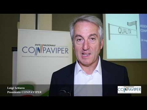 Intervista a Luigi Schiavo, Presidente CONPAVIPER