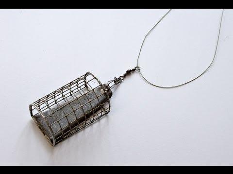 Изготовление фидерной кормушки.mp4