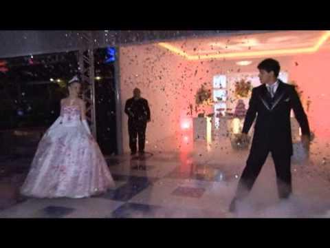 Dança do príncipe - Michele Pombo e Rafael Muniz (15 anos)