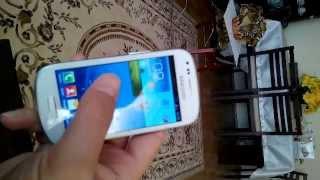 Kore Malı Samsung Galaxy S3Mini Tanıtım