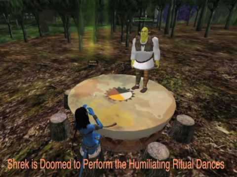 Second Life Funny Moments #2 (2009)