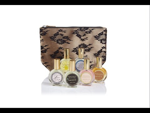 HSN   Item #314404   Marilyn Miglin Perfume Oil 6-piece Collection